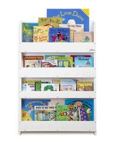 Libreria Frontale per Bambini – Naturale o Bianca! - Family Nation