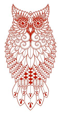 obsessed with owl tattoos!