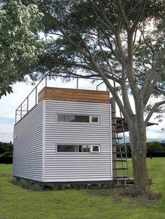Dieses Haus misst nur 15 Quadratmeter. Doch als ich es von innen sah… WOW!