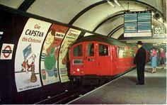 London Underground 1960's
