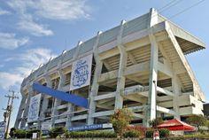 Estadio Cuauhtémoc, Puebla, Mexico Currently used by Puebla FC