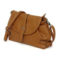 Buy 'YesStyle Bags – Snap-Button Mini Shoulder Bag' with Free International Shipping at YesStyle.com. Browse and shop for thousands of Asian fashion items from Hong Kong and more!