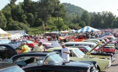 Pigeon Forges Most Anticipated Car Shows Of Favorite Events - Gatlinburg car show