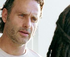 can you please let ..your..gaze..linger..like that on *me* Rick???