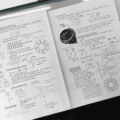 "sushi-studies: "" Class notes for Physics! Exams end in 5 days and I can't wait!!!!!! """