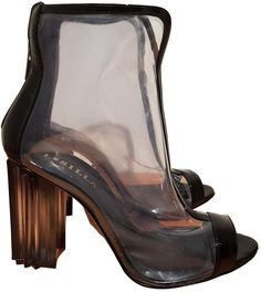 f844f0c4cb 21 Best Plastic heels images | Loafers & slip ons, Shoes heels, Boots