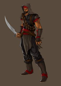 Naji Male by ~pixelcharlie on deviantART