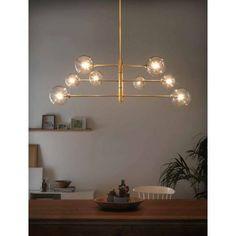 Lámpara de techo Atom #Aromasdelcampo #AtomAromas #Lamparasdiseño