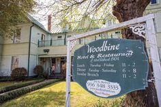 Woodbine Restaurant - Madisonville, TX Highways May 2018