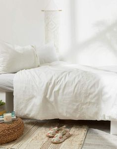 100% Cotton Double Duvet to Make your Bedroom Cosy #ad #duvet #bedding #cosy #cotton
