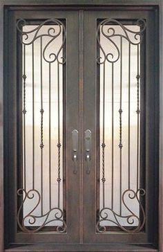 1000 Ideas About Iron Front Door On Pinterest Wrought
