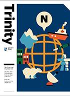Pict of Trinity Magazine Trinity College in the University of Toronto