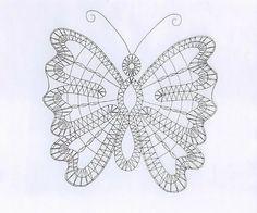 Risultati immagini per idrija lace disegni