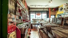 UO Music: The UK's Best Record Shops