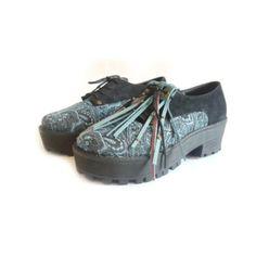 prusiano CHARO HIGH $ 699.0 - zapatosMuli