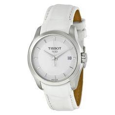 82f82b17e6e4 Couturier White Dial Ladies Watch