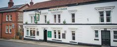 Mucky Duck Pub and Restaurant in Winchester