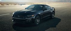 2017 Ford Mustang - Black http://www.ford.com/cars/mustang/2017/gallery/