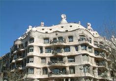 Aela finds Barcelona is an incredible place.  (photo:Nancy Jardine)