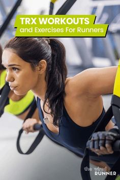 TRX Workouts and Exercises for Runners