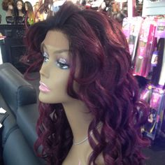This look right here is something fun for a weekend but not to the office secrets how is it your favorite celebrity has bleach blond hair and the fallowing week long raven black locks? WITHOUT DAMAGING there own #Hair-Tess Beauty Supply Grand Ave Mall and Tess Wig Hair Boutique Milwaukee is your #1 Hair extensions/Wig Shop call today 414-271-9447 and get the look you always wanted at an affordable price WIGS ARE NOT WHAT GRANDMA used to wear! visit my website wigs4utessbeautysupply.com