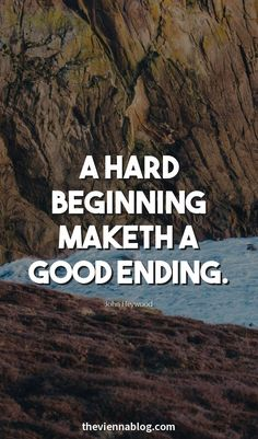 Only sometimes.... sometimes it's a hard ending too....