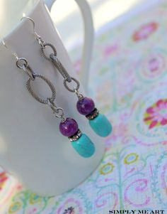 Dangle Earrings~