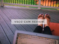App Review: VSCO Cam