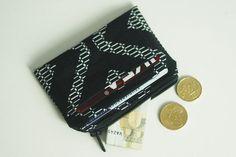 Geldbörse nähen Money Clip, Fancy, Wallet, Inspiration, Tutorials, Pocket Wallet, Biblical Inspiration, Handmade Purses, Money Clips