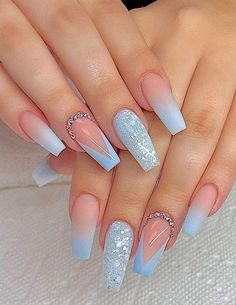 4017 best acrylic nails for summer images in 2020  nails