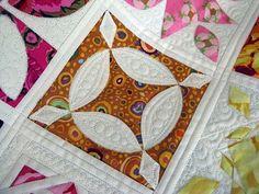 Green Fairy Quilts: Kaffe Fassett fabrics