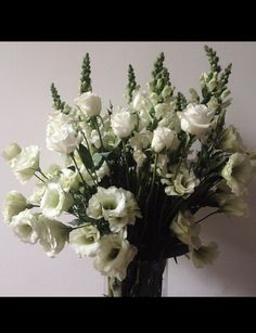 Flowers white bouquet