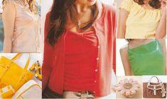 【楽天市場】パーソナルカラーについて、色見本の使い方 > パーソナルカラー スプリング・春のファッション/ヘアメイク:ルシールカラー