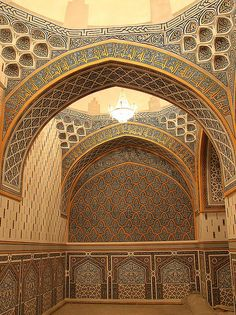 Uzb Dec 07 - muslim deco by haikalhelmi, via Flickr