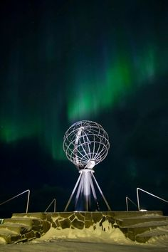 Northern Lights Norway, Space Planets, World Globes, Cities In Europe, Aurora Borealis, Wonders Of The World, City, Winter, Places