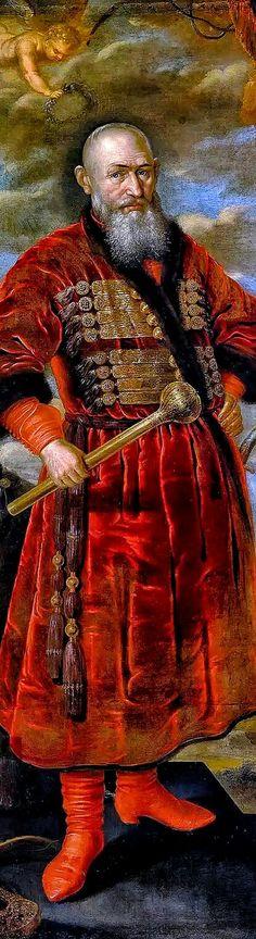 Portrait of Stefan Czarniecki by Brodero Matthisen, 1659 (PD-art/old), Zamek Królewski w Warszawie (ZKW) #poland#polska#broderomatthisen#stefanczarniecki#portrait#warszawa#warsaw
