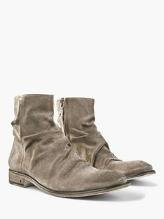 Shop men's shoes from John Varvatos, including the Fleetwood boot, the Chukka boot, the Oxford boot, and Converse sneakers. Mens Suede Boots, Ankle Boots Men, John Varvatos Boots, Men's Shoes, Shoe Boots, Male Shoes, Futuristic Shoes, Chelsea Boots Outfit, Oxford Boots