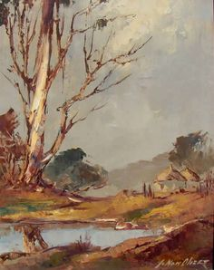 Artwork by Old Masters exhibited at Robertson Art Gallery. Original art of more than 60 top South African Artists - Since Oil Paintings, Painting Art, Landscape Paintings, South African Artists, Nature Pictures, Love Art, Concept Art, Arch, Original Art