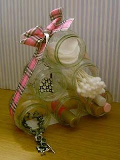 empty baby food jar organizer
