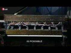 É possível falar com um piano