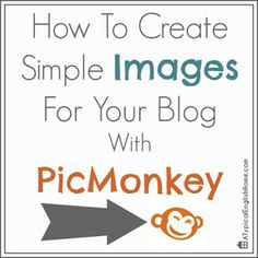 A Typical English Home: Create Simple Images For Your Blog With PicMonkey