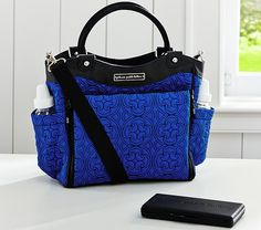 Petunia Picklebottom Westminister Stop City Carryall | Pottery Barn Kids