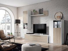 Pareti In Legno Bianco : Besten pareti attrezzate soggiorno bilder auf