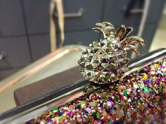 Bling Bling Confetti Purse  | Custom Made Purse | Pineapple Clasp | Sew Easy™ | Pins&Needles Haberdashery Emporium