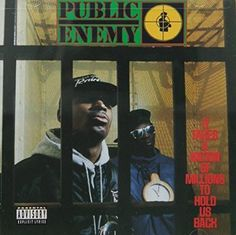 Public Enemy : It Takes A Nation