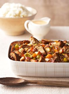 Apricot and Pecan Stuffing