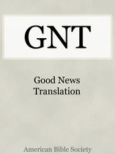 The GNT (also known as Today's English Version or Good News Bible) was one of the first meaning-based (or functional equivalent) translations of the Bible into English. It was originally published in 1976, then it was revised in 1992. The GNT presents the message of the Bible in a level of English that is common to most of the English-speaking world. The GNT is still used widely in youth Bible study groups and in less formal worship services.