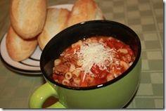 Pasta Fagioli (Italian Chili)