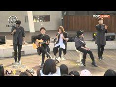 SEVENTEEN Vocal Team - Because of you (Remake ver.) @ 150509 세븐틴 프로젝트 E03 - YouTube