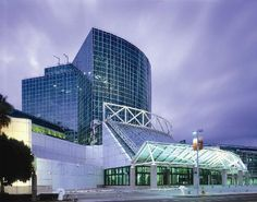 Los Angeles Convention Center - The Upcoming Site Of The E3 Gaming Convention #tech #gaming #eventprofs